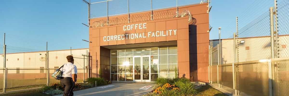 Three states have banned private prisons  Is yours one of them