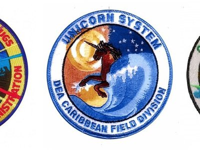 MuckRock's guided tour of lesser-known DEA patches