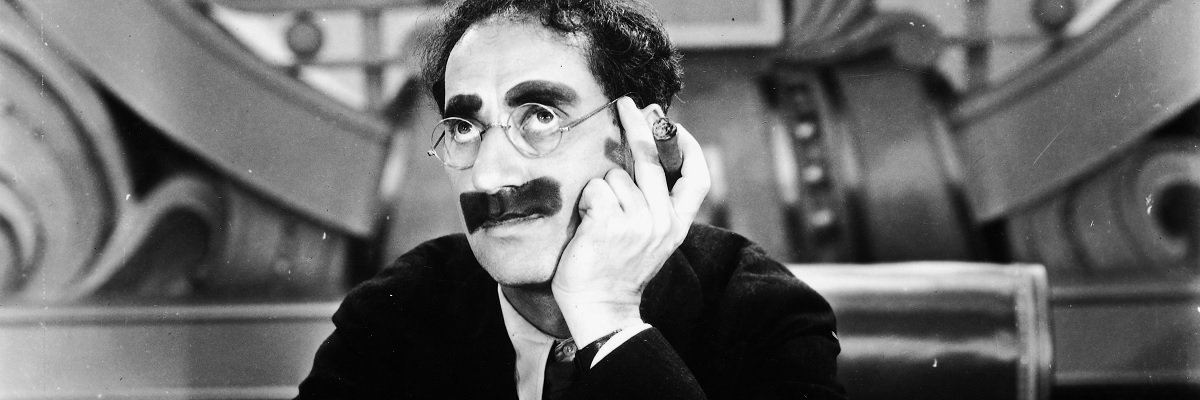 Letter called on J. Edgar Hoover to investigate Groucho Marx over a joke
