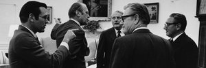 Memo shows Kissinger and Rumsfeld in damage control mode following revelation of CIA domestic activities