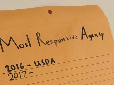 FOIA March Madness 2017: And the winner is ...