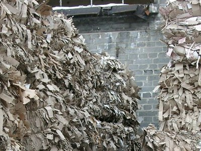 Greening espionage: The CIA's resistance to recycled paper