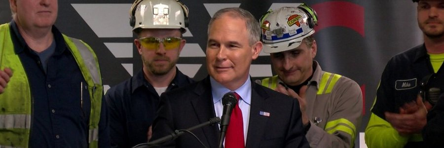 Five environmental impacts of the EPA changing under Trump