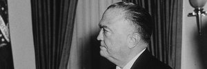 J. Edgar Hoover's gambit to force his enemies into retirement came close to ending his career