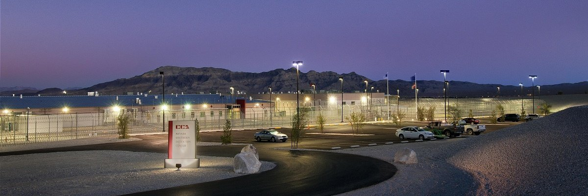 Nevada is poised to become the first state in the Trump era to ban private prisons