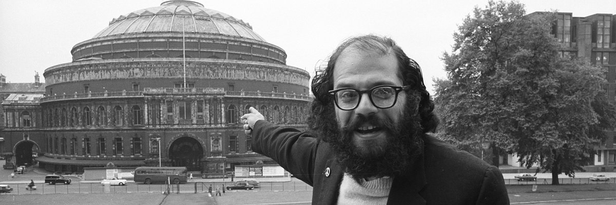 Five of the best lines from Allen Ginsberg's FBI file