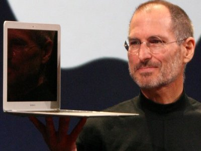Five surprises from Steve Jobs' FBI file