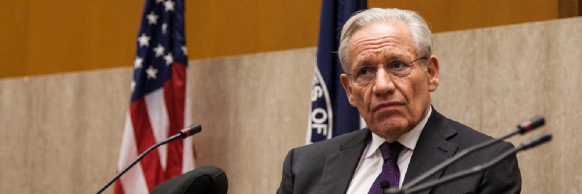 Memo in CIA's Kissinger archive hints Jack Anderson was informing on Bob Woodward