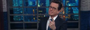 FCC complaints show Stephen Colbert drawing ire from both sides of the political spectrum