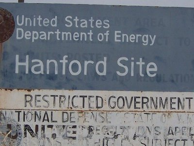 Collapse at Hanford Nuclear Reservation preceded by years of creeping radioactive rot