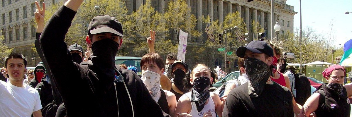 Even amid emerging white supremacist threat, Homeland Security is still caught up on leftist groups