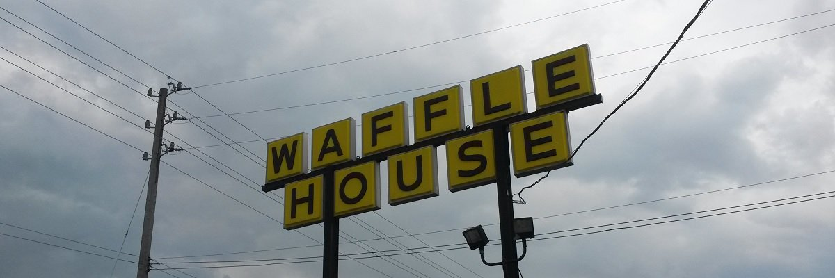 "FEMA really does have a ""Waffle House Index"" for hurricanes - and they're not too happy about it"