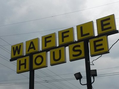 """FEMA really does have a """"Waffle House Index"""" for hurricanes - and they're not too happy about it"""