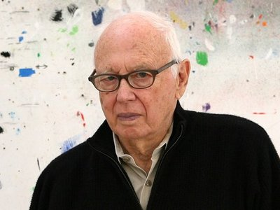FBI couldn't get a clear picture on abstract artist Ellsworth Kelly