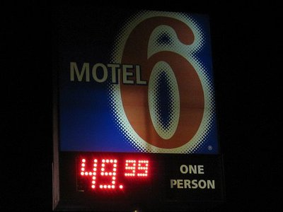 Motel 6 isn't scared of the ACLU