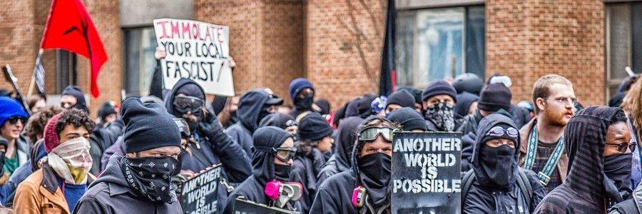 Homeland Security appears to prioritize cracking down on Antifa over Fascists