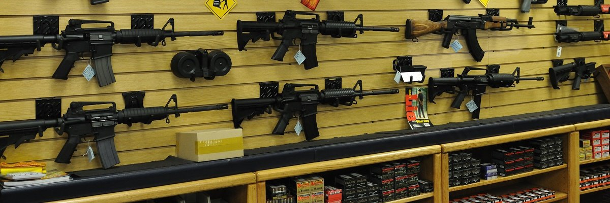 Could you purchase a gun in Nevada? Probably.