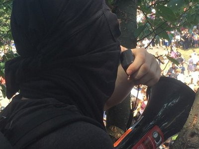 Boston Police release arrest reports from August's Free Speech Rally