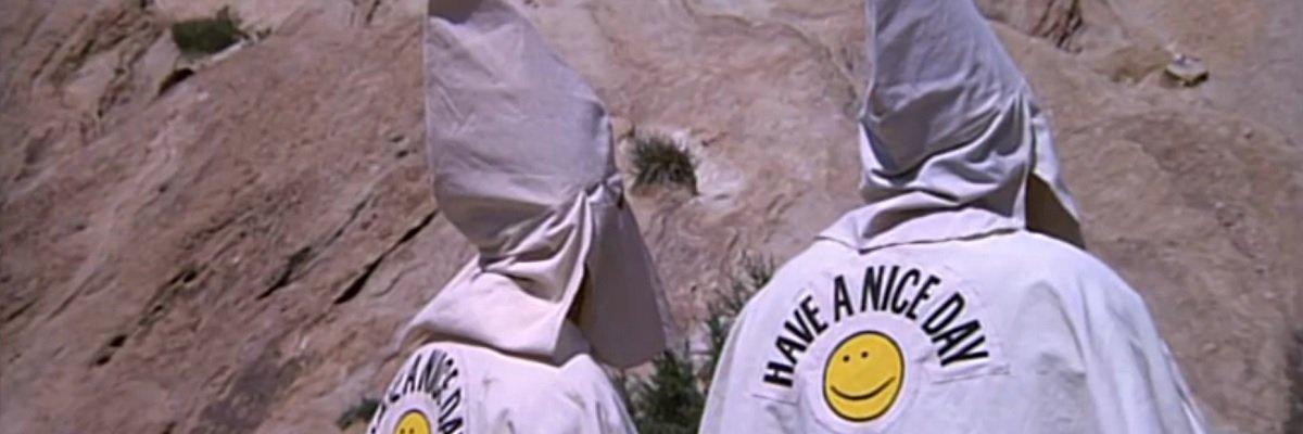 CIA's classified KKK joke