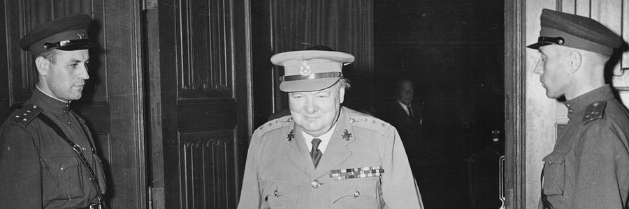 Winston Churchill's simple rules for naming your covert operation