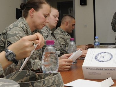 Help shed light on sexual assault in the military, starting with Fort Bragg