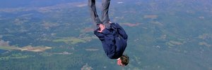 The CIA had after-work skydiving