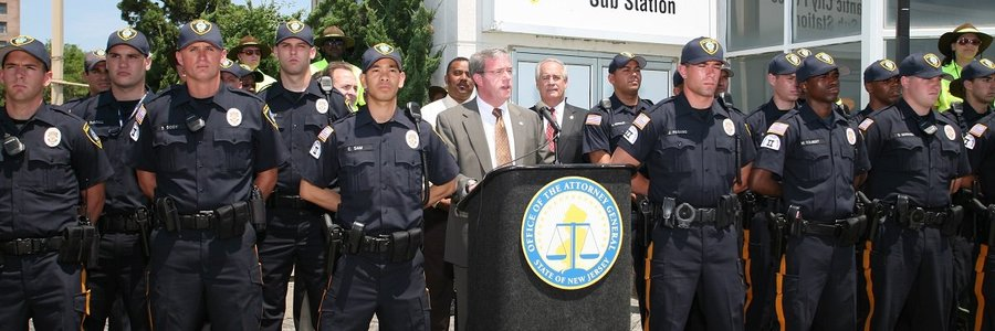 New Jersey police have federal immigration powers, but limited oversight