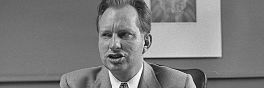 Recently released FBI files show L. Ron Hubbard offering to inform on his own organization