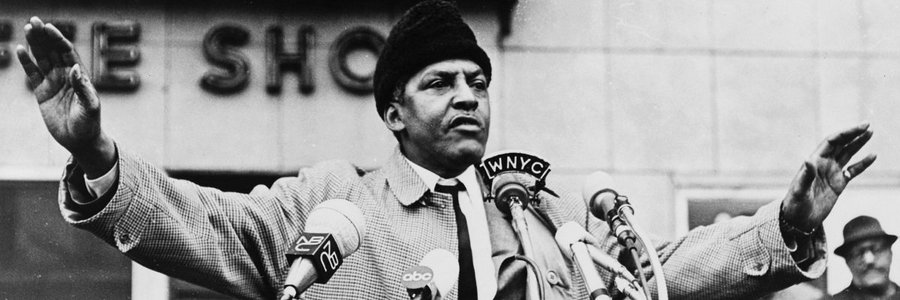 Bayard Rustin was being investigated by the FBI while, unbeknownst to the Bureau, he was working for the CIA