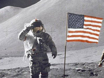 In the '80s, the CIA wanted NASA to bring the Cold War to the moon