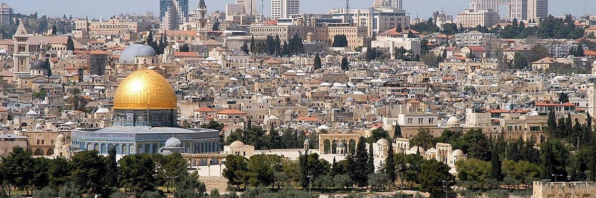 "1971 SECRET CIA report declared Jerusalem was ""an issue without prospects"""