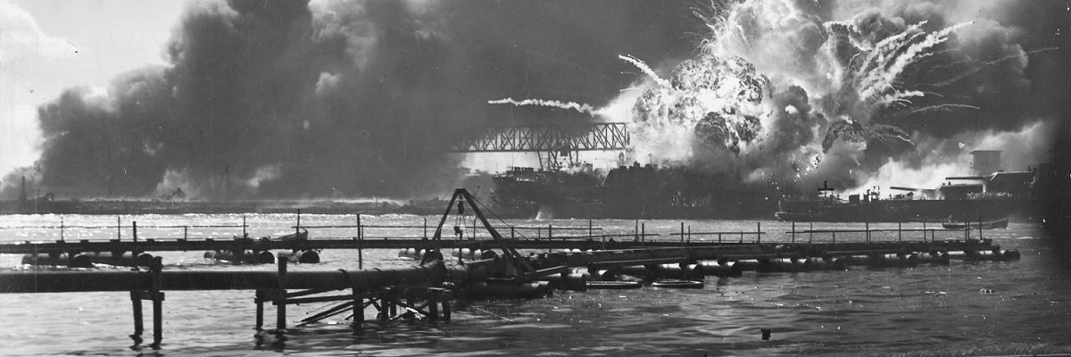 On Pearl Harbor Day, browse the archives of the agency it helped create
