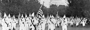 "FBI leadership claimed Bureau was ""almost powerless"" against KKK, despite making up one-fifth of its membership"