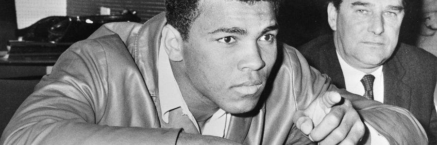 "Even to FBI Director J. Edgar Hoover, Muhammad Ali was ""untouchable"""