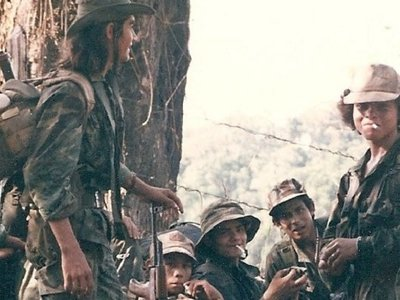 "CIA releases full Contras manual on ""Psychological Operations in Guerrilla Warfare"""