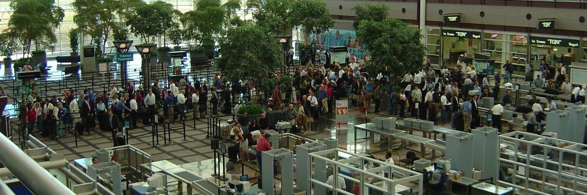 As TSA Ramped Up Pat Downs Complaints Mounted MuckRock