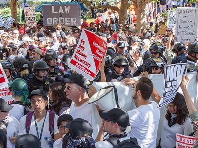 Homeland Security reports show overwhelming focus on violence from the left, while downplaying threat from white supremacists