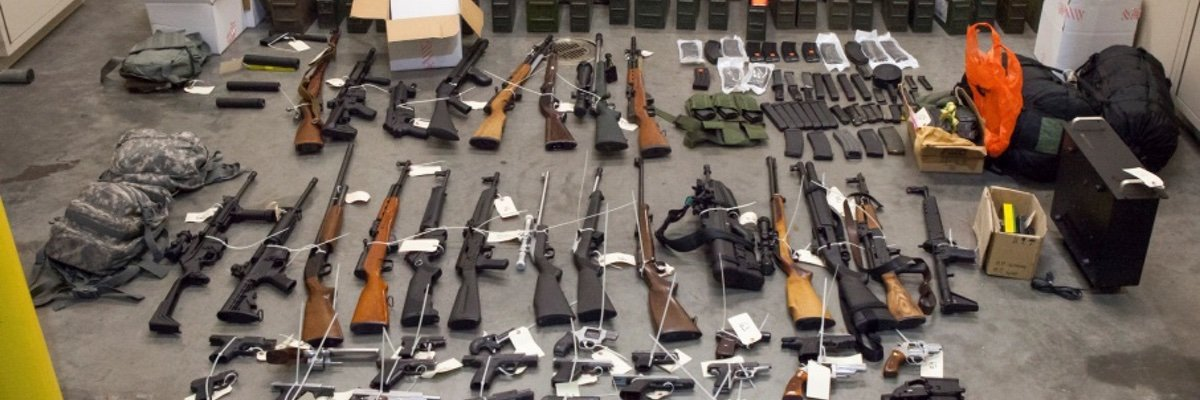 Requester's Voice: The Trace's Brian Freskos on using public records to explore gun theft