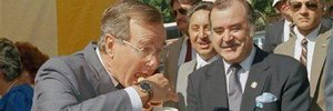 Cooking with FOIA: George Bush's declassified grilling tips