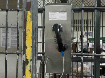 In a number of Louisiana parishes, prisons receive over a 50% commission from inmate phone calls