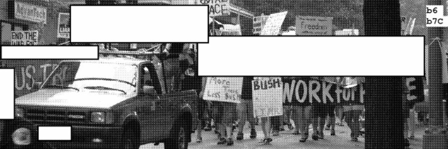 Over a decade later, FBI surveillance of Iraq War protests still resonates