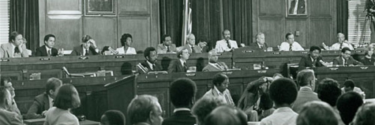 Read the House Select Committee on Assassinations' final report on Martin Luther King, Jr.'s death