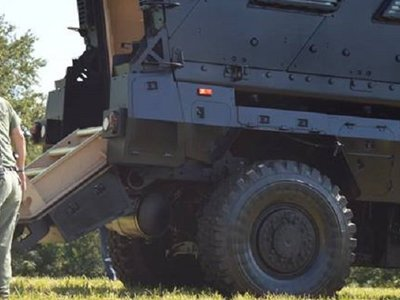 Police in Newnan, Georgia had received close to a million dollars in military equipment from the Pentagon