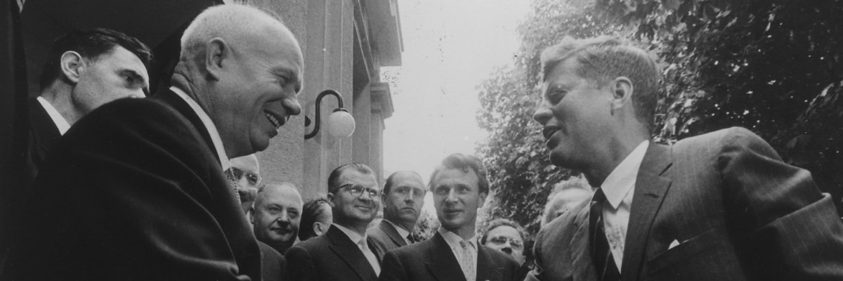 "The wit, wisdom, and ""whistling shrimp"" of Nikita Khrushchev"