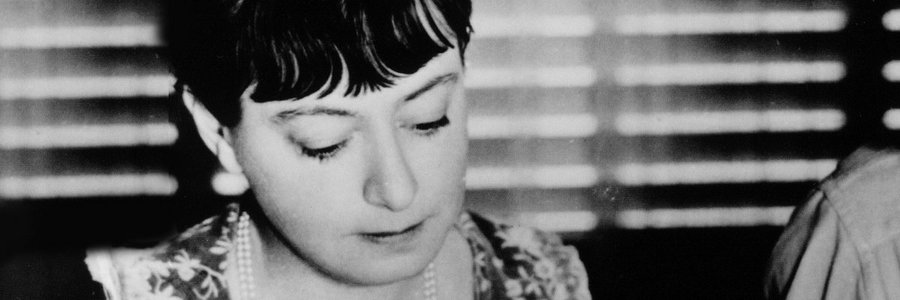 Throughout the '50s, the FBI hung on Dorothy Parker's every word