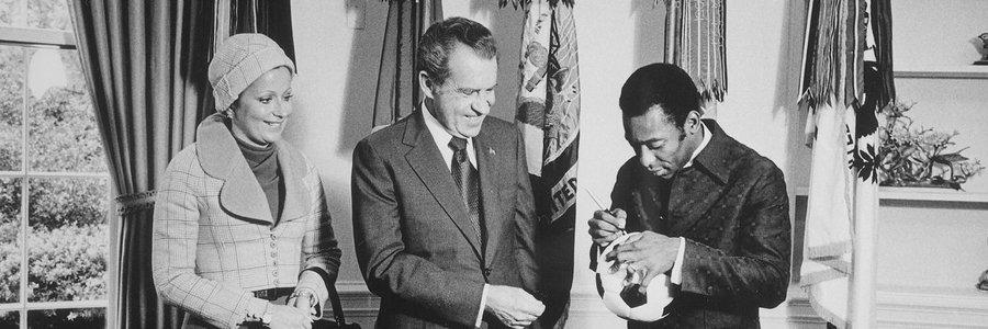 The CIA and Pelé