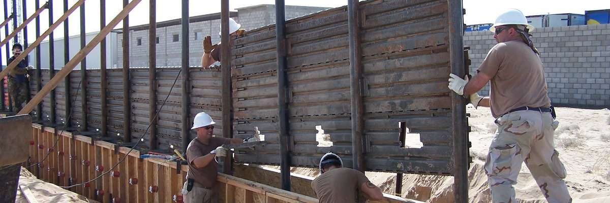 Homeland Security claims it can't find border wall records posted on its website