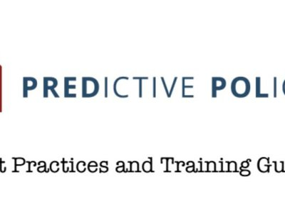 PredPol manual offers a look into the world of policing pre-crime