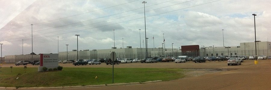 U.S. Marshals hires private prison giant CoreCivic to hold 1,350 prisoners in Mississippi
