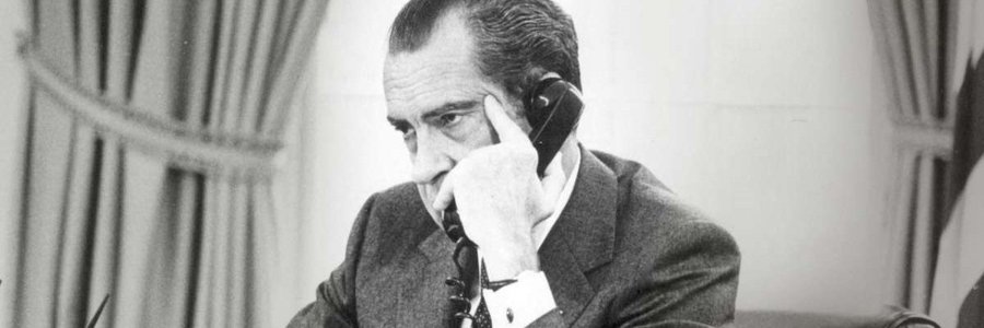 Read newly released CIA transcripts of FBI and DC police calls regarding Watergate